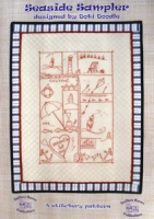 Seaside Sampler Pattern